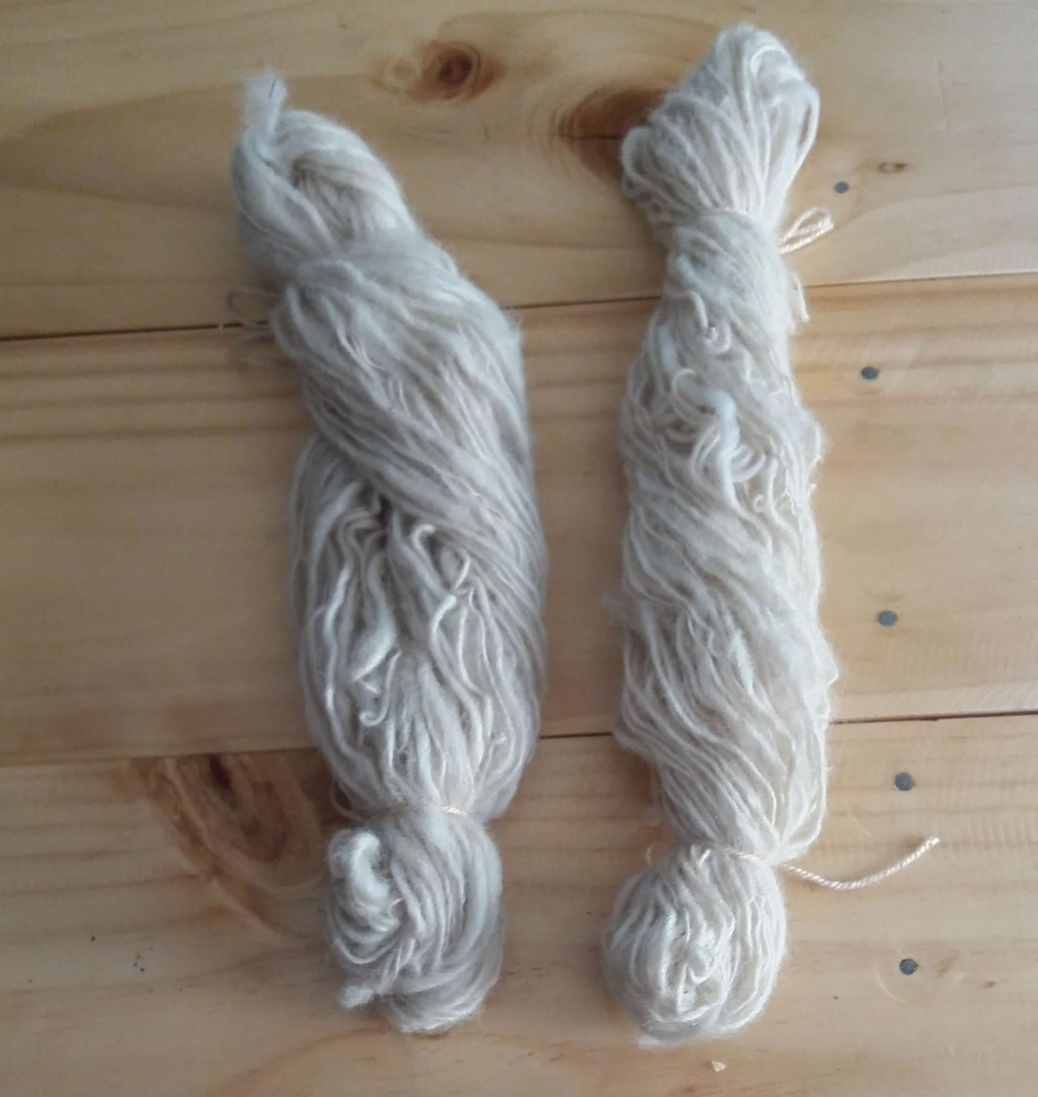 wool skeins